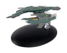 Breen Schiff - Metall Modell mit deutschem Magazin - Eaglemoss #69 Star Trek neu