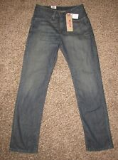 LEVI'S 514 Men's Size 29 X 32 Straight Fit Blue Jeans NEW With Tags!