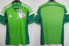 2014-2015 Nigeria Super Eagles Abuja Jersey Shirt Home Adidas World Cup S  BNWT 9f25ef8e6