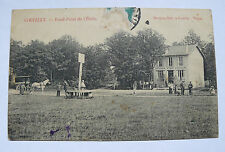 CPA COEUILLY Rond-Point Etoile Champigny sur Marne 1909 Carte Postale Ancienne