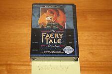 Faery Tale Adventure (Sega Genesis) - NEW SEALED, VERY RARE EA RPG!