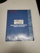 Toyota Forklift 7fbcu15 18 20 25 30 32 7fbchu25 Parts Catalog Manual