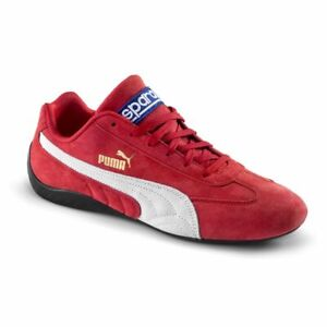 SPARCO PUMA SpeedCat sneakers low SHOES casual unisex leather NEW!!! 2021