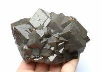 1008g Natural  Andradite Garnet Crystal Cluster Quartz Inner Mongolia China