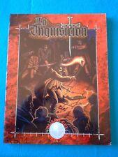 Rol - Vampiro La Mascarada - La Inquisición - La Factoria RL776