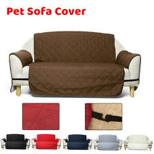 Long Waterproof Sofa Cover Couch Loveseat Slipcover Furniture Protector Pet 🚗