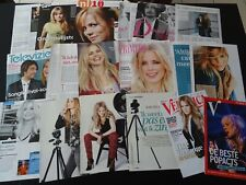 Ilse DeLange  65+ full pages   Clippings