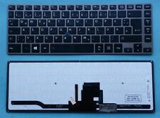 Teclado toshiba tecra z40-a-119 z40-a-16q z40-a-17j nsk-v20bn retroiluminada Keyboard