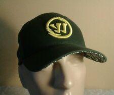 Warrior Lacrosse Flex fit hat mens baseball cap green  L/XL