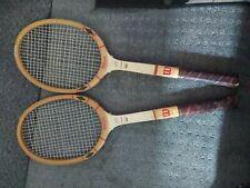Wilson Jimmy Conners Tournament Tennis Rackets 2 Ct