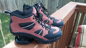 UNISEX  Z - COIL FREEDOM CLASSIC  ORTHOTICS SNEAKER SHOES SZ MENS 8 WOMENS 9.5