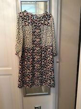 Boden Hotchpotch Pintuck dress This Season Size12 BNWOT RP £80