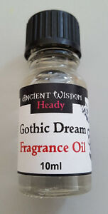 Gothic Dream Duftöl Aromaöl 10 ml Ancient Wisdom Raumduft