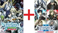 ANIME DVD~ENGLISH DUBBED~Uchuu Senkan Tiramisu Season 1+2(1-26End)FREE SHIP+GIFT