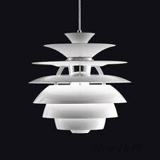 White NEW Snowball 40CM Pendant Poul Henningsen Designed Chandelier Lamp Light