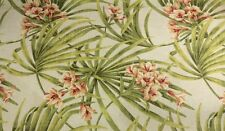 MAGNOLIA HOME ST THOMAS GARDEN TROPICAL FLORAL DRAPERY MULTI FABRIC BY THE YARD