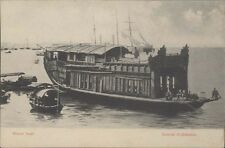 China Hong Kong Bateau D' Abitation House Boat