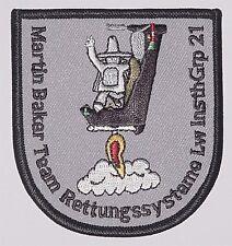 Luftwaffe Aufnäher Patch Lw InsthGrp 21 Team Rettungssysteme Phantom ......A2209