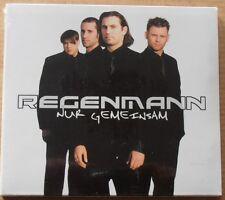 Regenmann - Nur Gemeinsam - CD neu & OVP