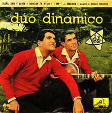 EP DUO DINAMICO sueña ama y canta Madison okey 45 SPAIN 1962