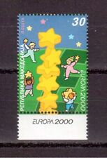 MACEDONIA 2000 MINT NEVER HINGED # 187, EUROPA !!