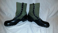 CIC SPIKE PROTECTIVE 1960s GREEN VIETNAM HOT WEATHER JUNGLE BOOTS JJ 331