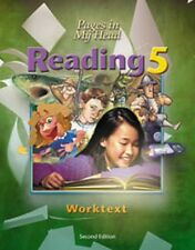 BJU Press - Reading 5 Worktext: Pages in My Head (2nd Ed) 125633