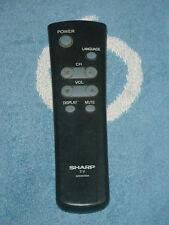 SHARP G0939CESA - 13AM100, 13EM40, 13EM50, 19EM50, 19EM50R, 20EM50, 20EM50M, 2