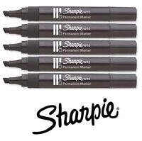 Sharpie W10 Chisel Nib Black Permanent Marker