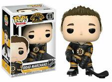 Brad Marchand Boston Bruins Home Jersey POP! Hockey #11 Vinyl Figur Funko