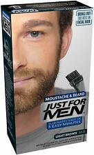 Just For Men Moustache & Beard Light Brown M25 Discreet Packaging & Listing