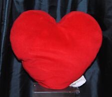 IKEA Samlas Red Heart Plush Cushion