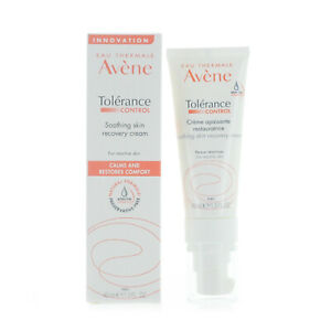 Avene Tolerance Control Soothing Skin Recovery Cream 40ml 1.3oz NEW FAST SHIP