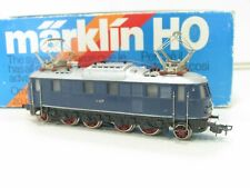 MÄRKLIN 3023 E-LOK E18 BLAU  der DB    NH3362