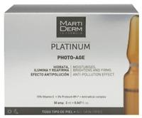 Martiderm Photo Age Platinum | 30Amp. | Anti-Aging Treatment | Skin Care