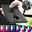 For Huawei Mate 20 Lite 10 Pro 9 Magnetic Car Ring Stand Holder Phone Case Cover