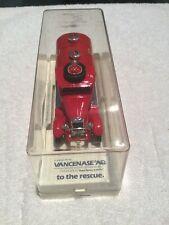 Solido 1930 Citroen C4F Fire Tanker Madison F.D. Citerne Pompiers 1/43 Vancenase