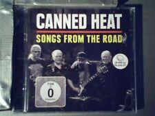 CD de musique Blues Rock Canned Heat