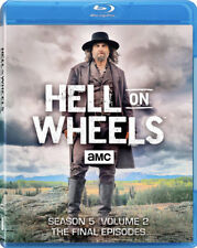Hell On Wheels: Season 5, Vol. 2 - The Final Episodes [New Blu-ray] Subtitled