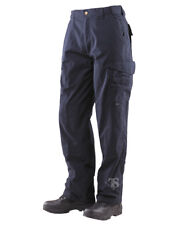 Truspec 24-7 Mens Tactical Pants Dark Navy 100 Cotton 32x34 1074024
