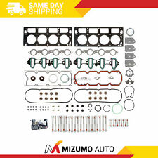 Head Gasket Bolts Set Fit 04-14 GMC Buick Cadillac Chevrolet 4.8 & 5.3 OHV