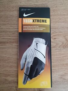 Nike Tech Xtreme Golf Glove Right Hand For Left Handed Golfer Size M 23cm