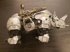1999 Tomy Japan Zoids Limited Edition 1/72 Metal Rhimos Rhino Metalrhimos