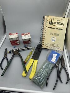 Electrician Misc Lot