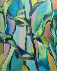 Josie Capstick 1932-1998 - Abstract study