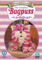 Bagpuss The Complete Bagpuss DVD 2005 - Oliver Postgate - New and Sealed