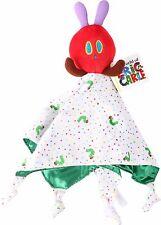 Die kleine Raupe Nimmersatt Schmusetuch Schnuffeltuch Kuscheltuch Spielzeug Baby