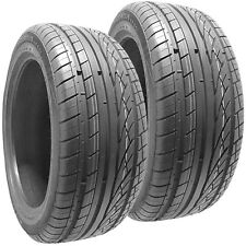 2x 2555019 HIFLY  New Tyres High Performance 255 50 19 Bmw X5 Front 255/50