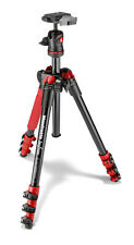 Manfrotto BeFree Red
