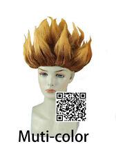Dragon Ball Z Wigs Goku Super Saiyan COS Short Hair Anime Wig Cosplay Costume